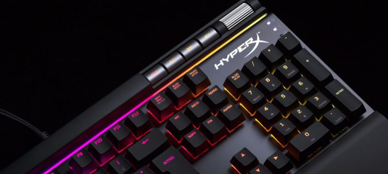 HyperX Alloy Elite RGB iF Design Award 2018