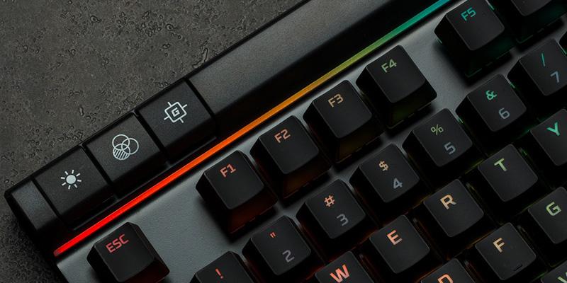 HyperX Alloy Elite RGB iF Design Award