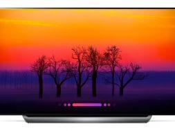 LG OLED TV 2018 C8