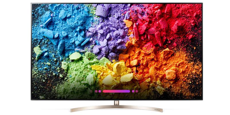 Conoce los nuevos televisores LG Super UHD 2018 con IA