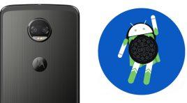 Muy pronto, Moto Z2 Force tendrá Android Oreo en México
