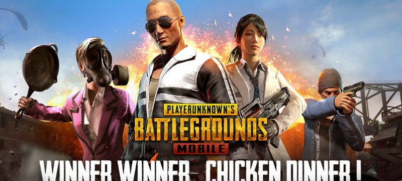 PlayerUnknowns Battlegrounds Mobile Android