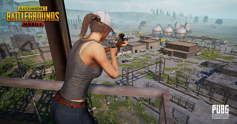 PlayerUnknown's Battlegrounds Mobile ios