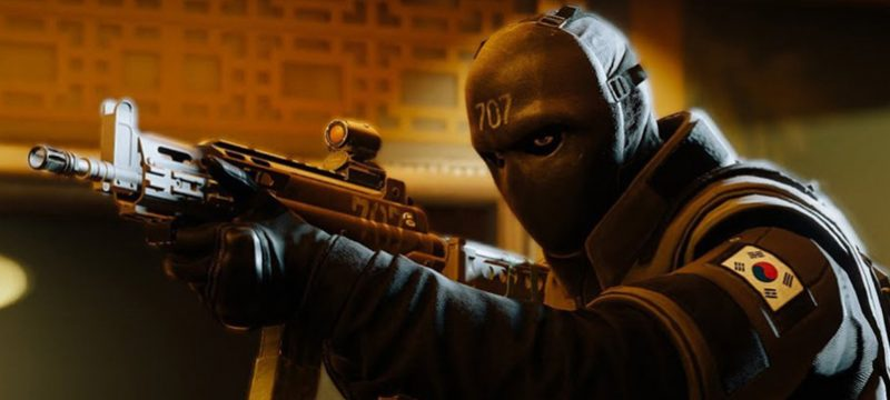 Pro League de Tom Clancys Rainbow Six Siege
