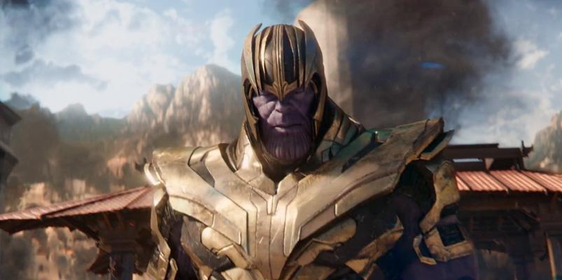 Segundo trailer Avengers Infinity War