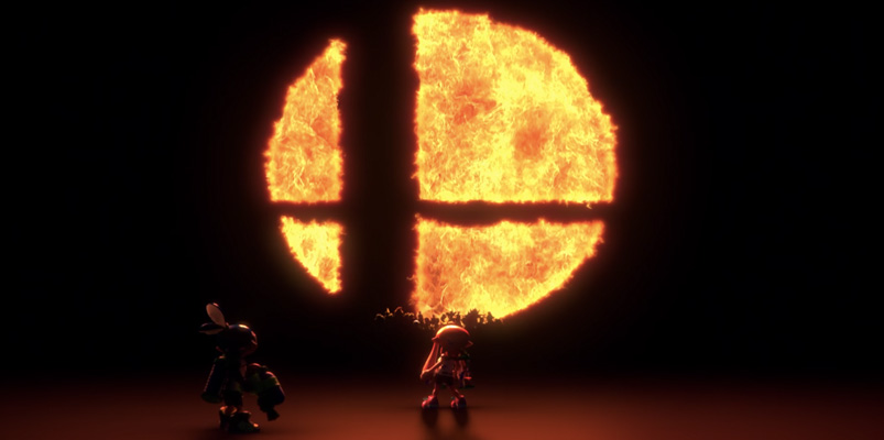 Super Smash Bros. estará listo para Nintendo Switch en 2018
