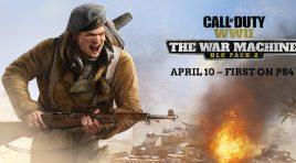 The War Machine es el próximo DLC de Call of Duty: WWII