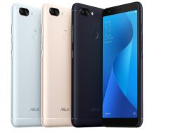 Zenfone Max Plus M1 Mexico