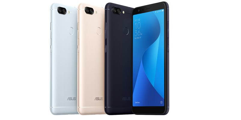 Zenfone Max Plus M1 ya está disponible en México