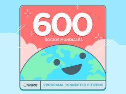 Connected Citizens Program Waze