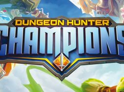 Dungeon Hunter Champions logo