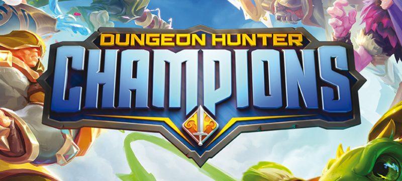 Dungeon Hunter Champions logo