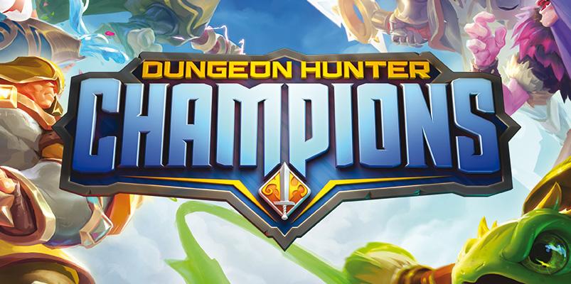 Dungeon Hunter Champions el próximo juego de Gameloft