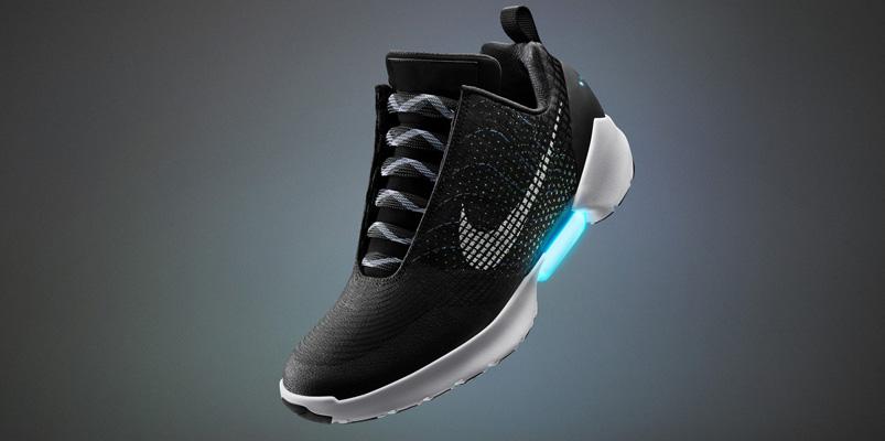 Toda la tecnología y diseño de Nike HyperAdapt 1.0 llega a México