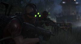 Sam Fisher regresa y lo hace a Ghost Recon Wildlands