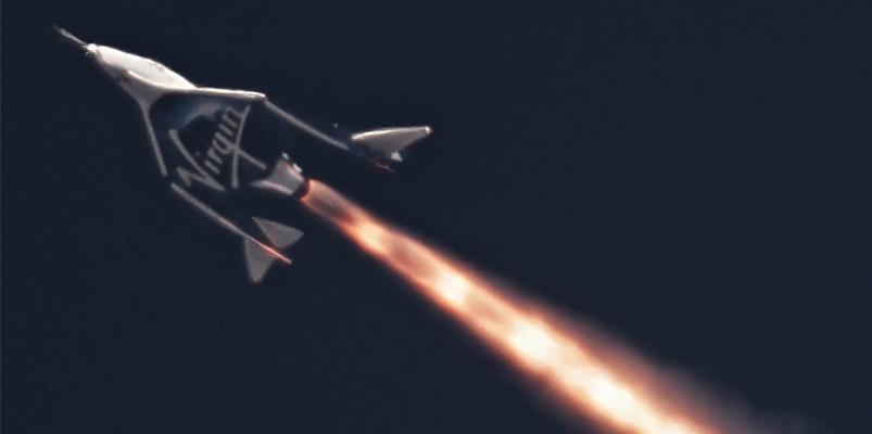 Virgin Galactic regresa al cielo con la SpaceShipTwo VSS Unity