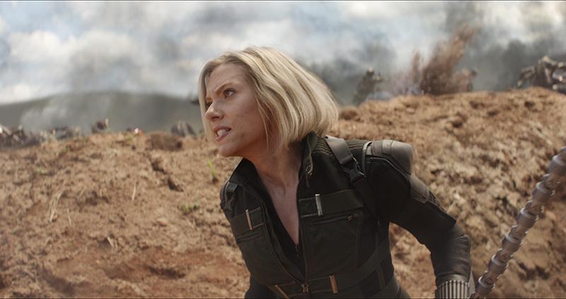 Avengers Infinity War apertura latam