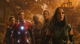 Avengers: Infinity War con la mejor apertura en México
