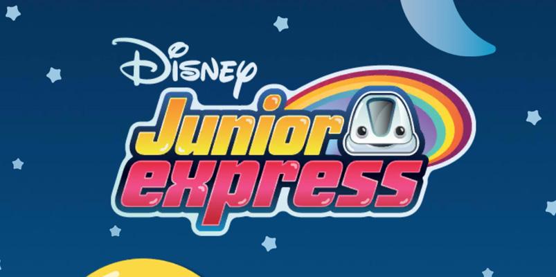 Disney Junior Express, la aplicación para divertirse en familia