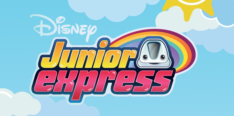 Disney Junior Express iOS