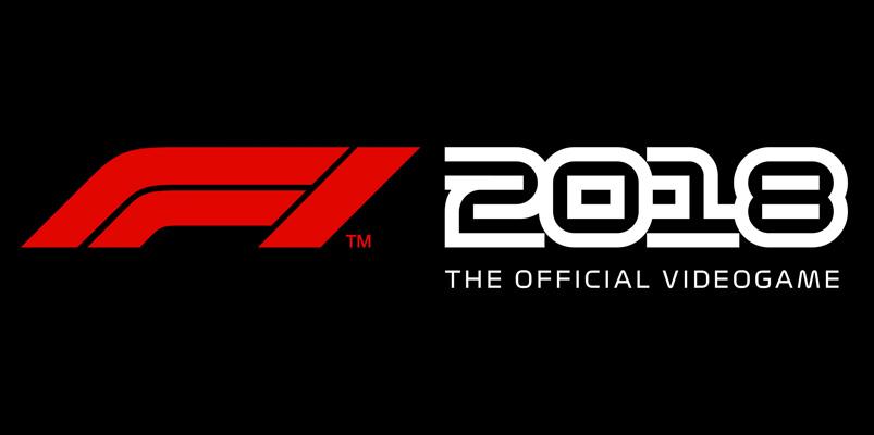 F1 2018 llegará a tu plataforma favorita en agosto 2018