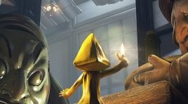 Little Nightmares Complete Edition listo para Nintendo Switch