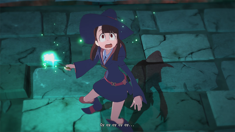 Little Witch Academia: Chamber of Time PC