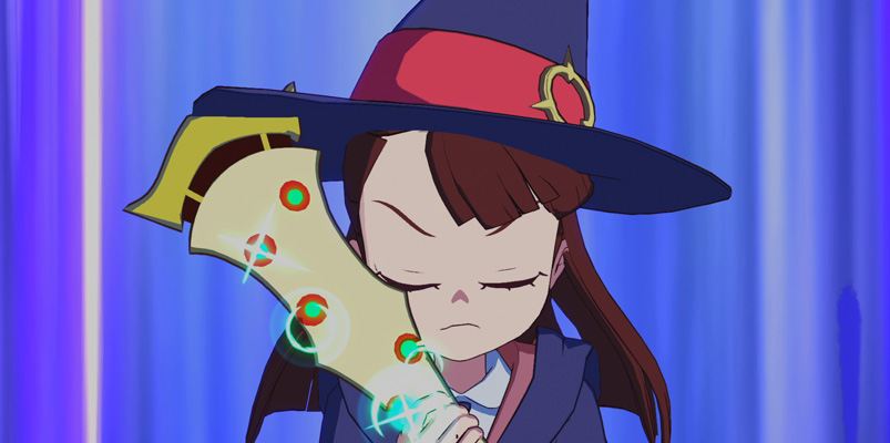 Little Witch Academia: Chamber of Time para PS4 y PC