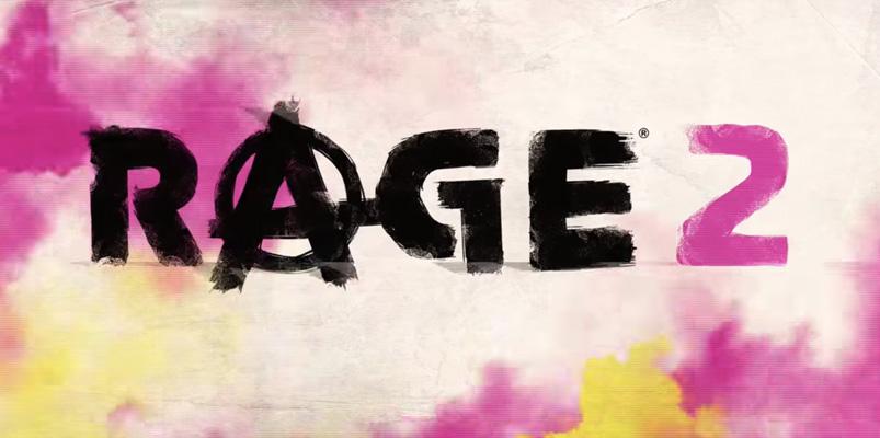RAGE 2, un nuevo juego de mundo abierto para 2019