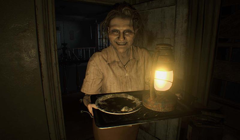 Resident Evil 7 Cloud Version japon 2018