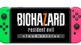 Resident Evil 7 Cloud Version para Nintendo Switch en Japón