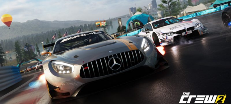 The Crew 2 beta cerrada
