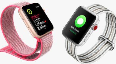 Apple Watch Series 3 GPS Celular 2018