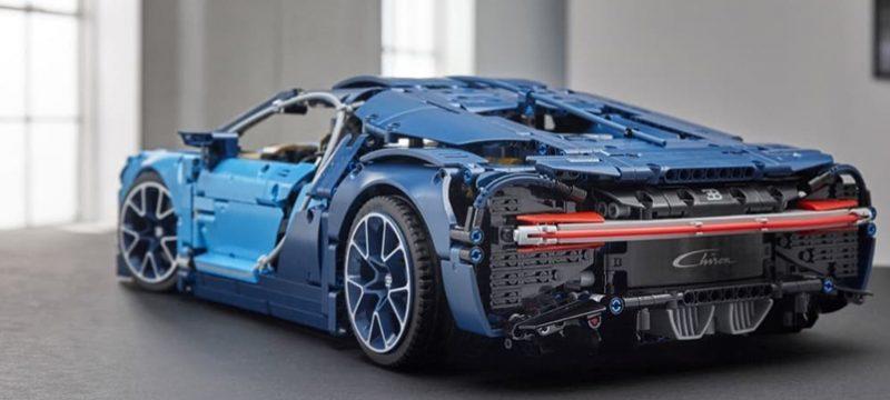 Bugatti Chiron de LEGO Technic