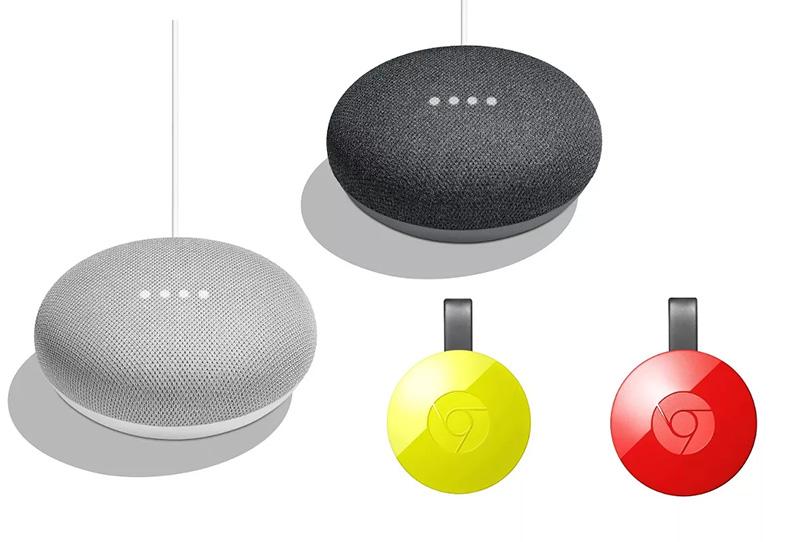 Google Home mini Mercado Libre bundles