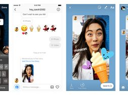 Instagram Compartir Stories Android