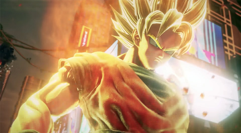 Jump Force 2019 E32018 Goku