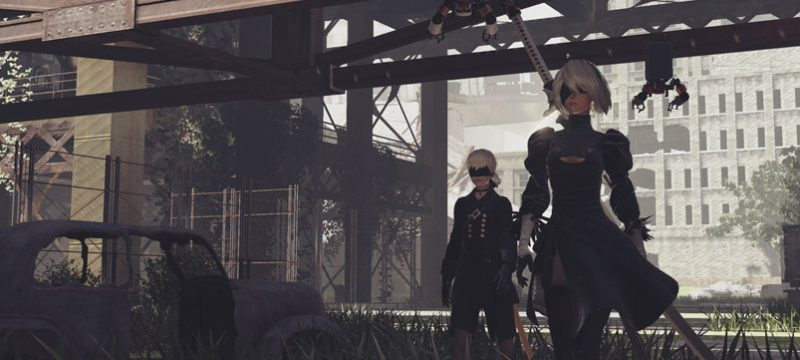 NieR:Automata Become As Gods Edition