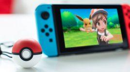 Mew en Pokémon: Let's Go, Pikachu! y Pokémon: Let's Go, Eevee!