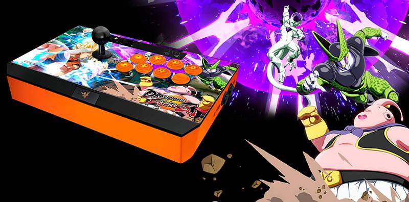 Razer Arcade Fighting Sticks Dragon Ball FighterZ PS4