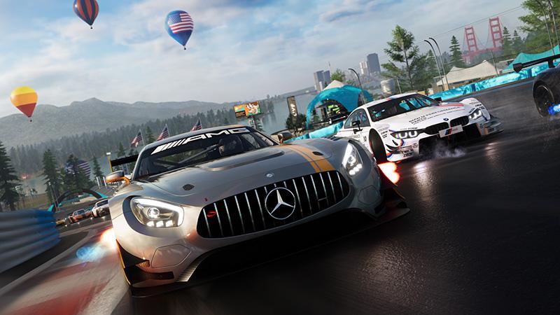 The Crew 2 lanzamiento coches