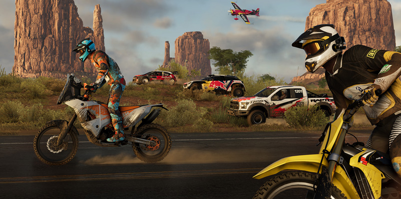 The Crew 2 listo para Xbox One, PlayStation 4 y Windows PC