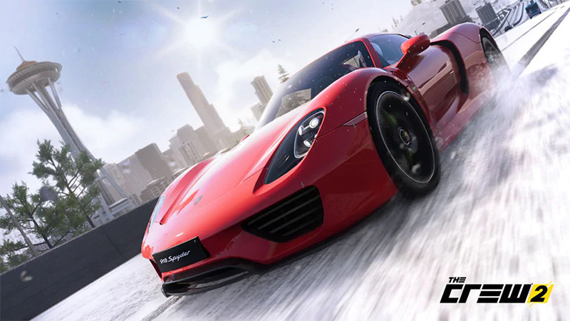 The Crew 2 trailer de lanzamiento