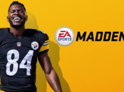 Antonio Brown Madden NFL 19