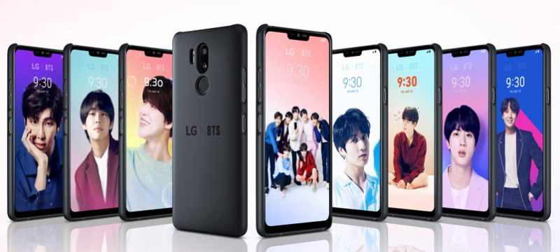 BTS Value Pack LG