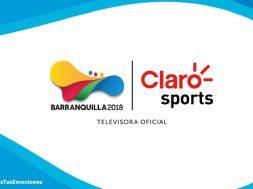 Claro Sports Centroamericanos 2018