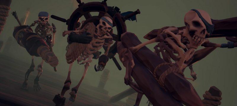Cursed Sails DLC Sea of Thieves