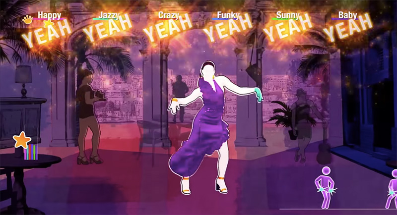 Havana Camila Cabello Just Dance 2019 coreografia