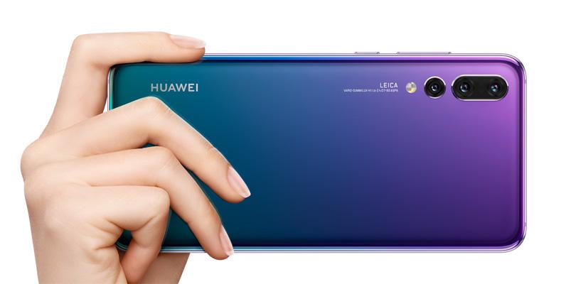 Precio y características de Huawei P20 Pro Twilight en Telcel