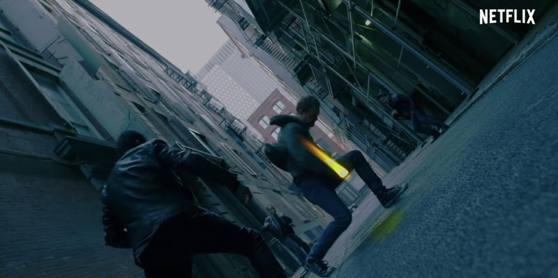 Iron Fist segunda temporada Netflix